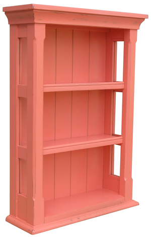 Thumbnail of Trade Winds Furniture - Cottage Open Wall Cabinet