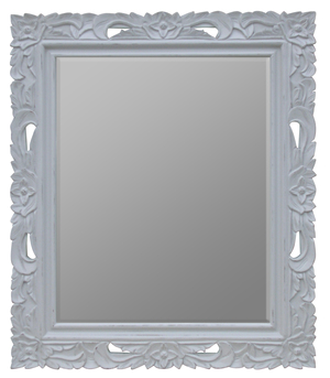 Thumbnail of Trade Winds Furniture - Floral Carved Mirror