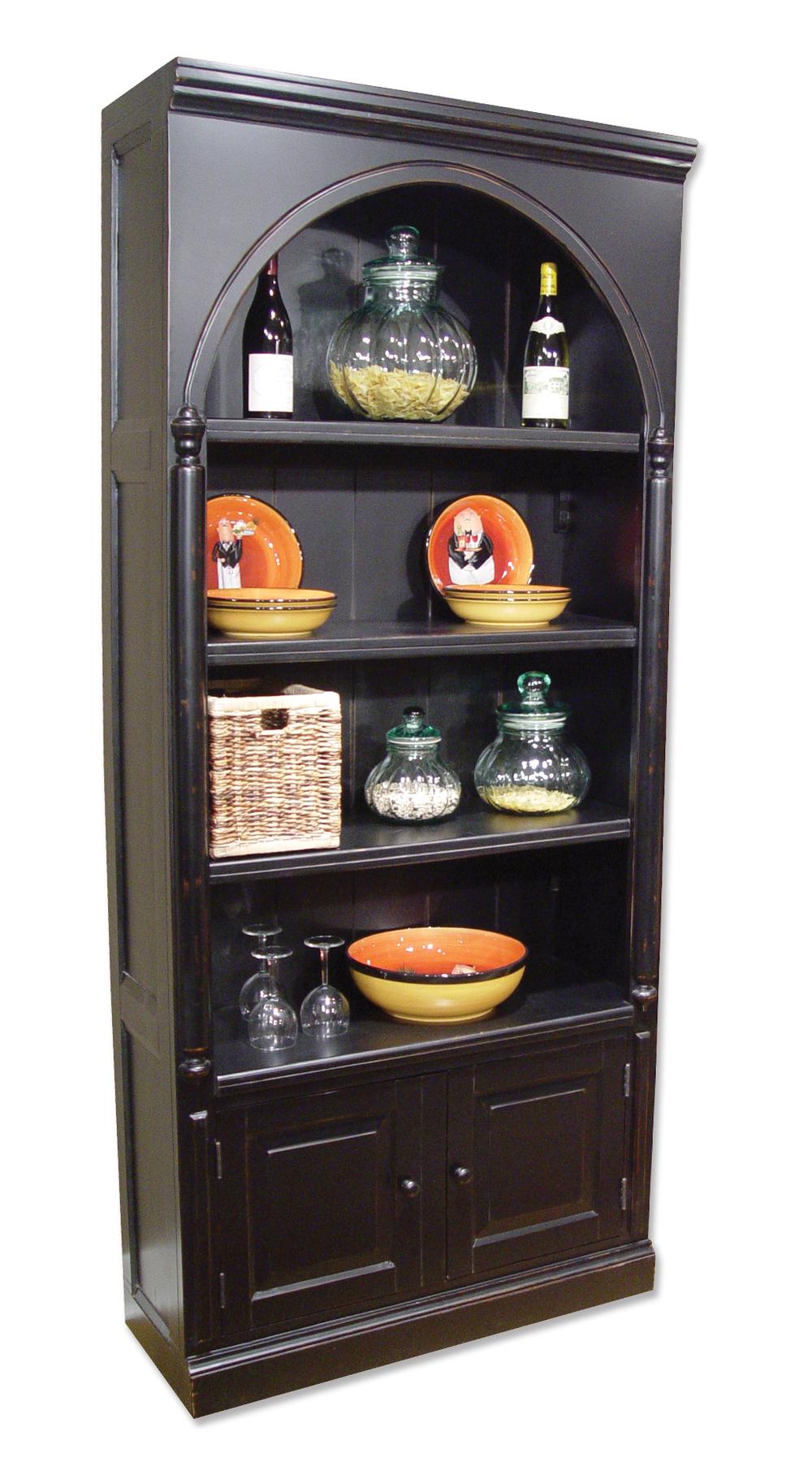 Trade Winds Furniture - Classic Book Cabinet