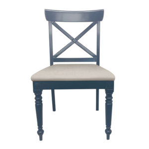 Thumbnail of Trade Winds Furniture - Cross Back Side Chair
