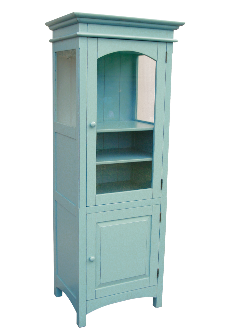 Trade Winds Furniture - Dover Curio Cabinet