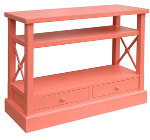 Thumbnail of Trade Winds Furniture - Cross Bar Console