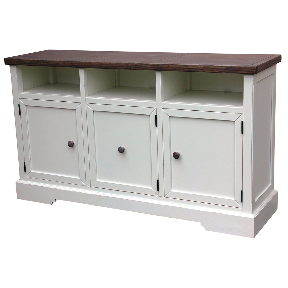 Trade Winds Furniture - Triple Door Console