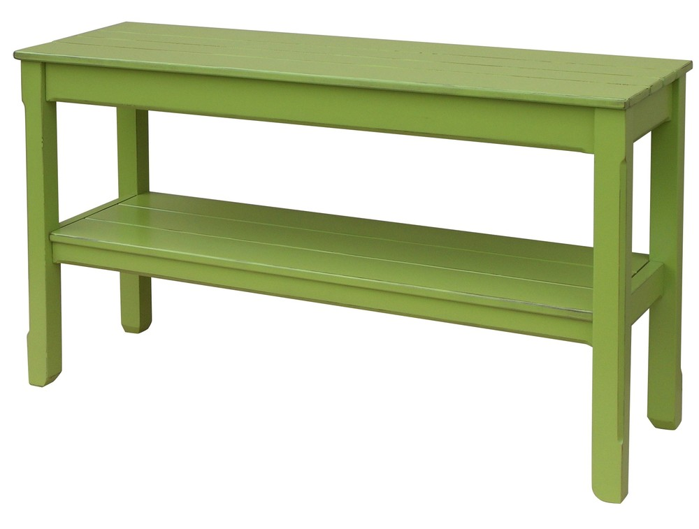 Trade Winds Furniture - Cottage Plank Console