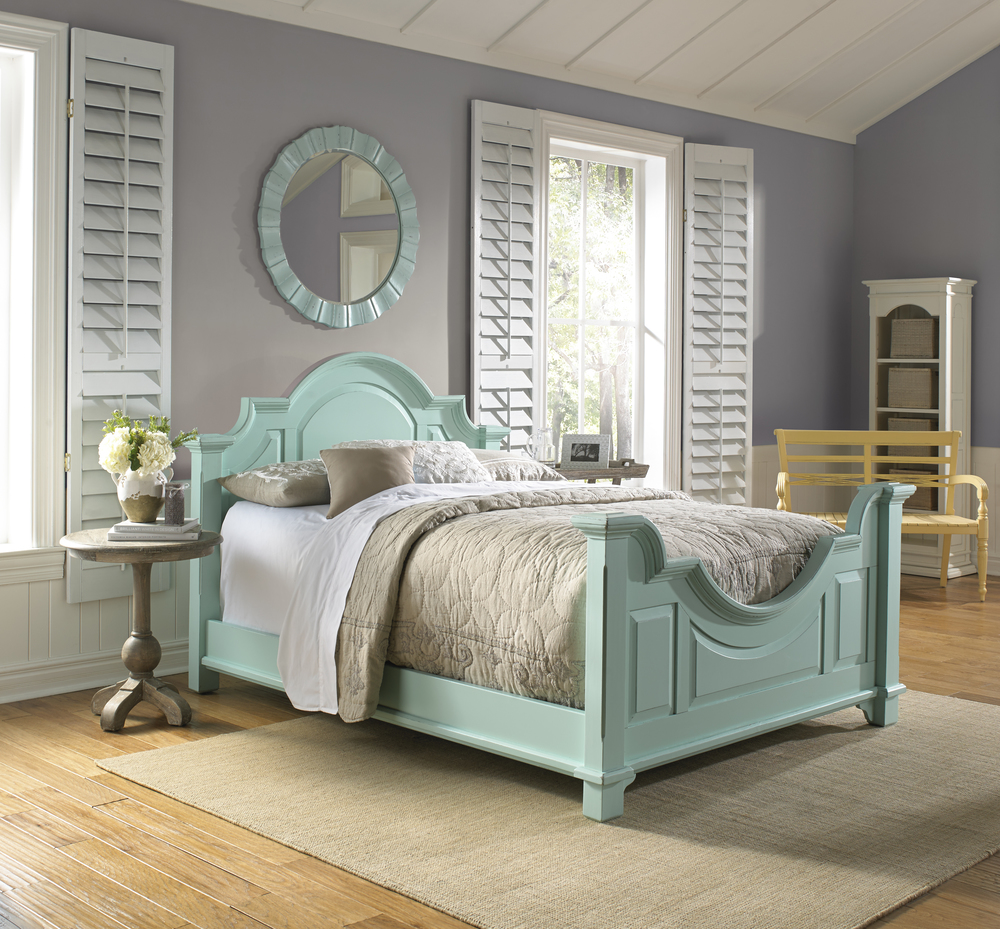 Trade Winds Furniture - Chesapeake Queen Bed