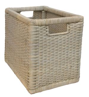 Thumbnail of Trade Winds Furniture - Cane Storage Basket