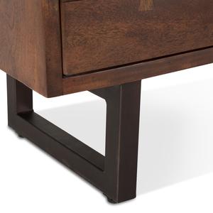 "Thumbnail of Home Trends & Design - Aspen Dresser 56"" Walnut"