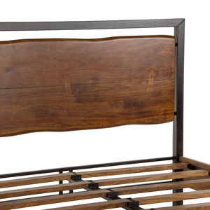Thumbnail of Home Trends & Design - Aspen King Bed Walnut