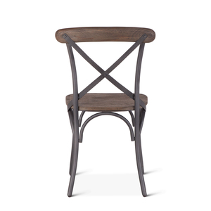 "Thumbnail of Home Trends & Design - Hobbs Dining Chair 18"" Weathered Gray"