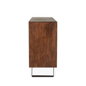 "Thumbnail of Home Trends & Design - London Loft Dresser 71"" walnut"