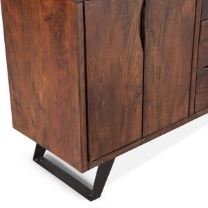 "Thumbnail of Home Trends & Design - London Loft Sideboard 68"" Walnut"