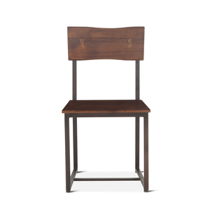 "Thumbnail of Home Trends & Design - Loft Dining Chair 18"" Walnut"