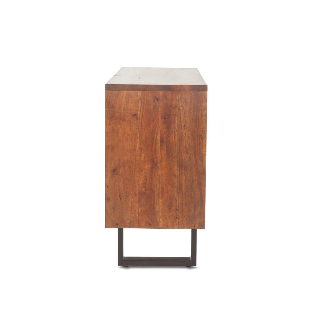 "Home Trends & Design - Loft Sideboard 54"" Walnut"