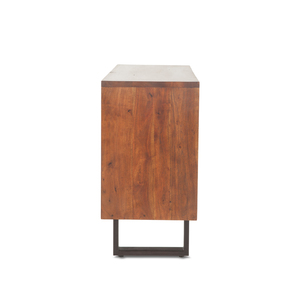 "Thumbnail of Home Trends & Design - Loft Sideboard 54"" Walnut"