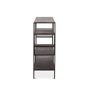 """Thumbnail of Home Trends & Design - Parson Buffet 66"""" Antique Zinc"""