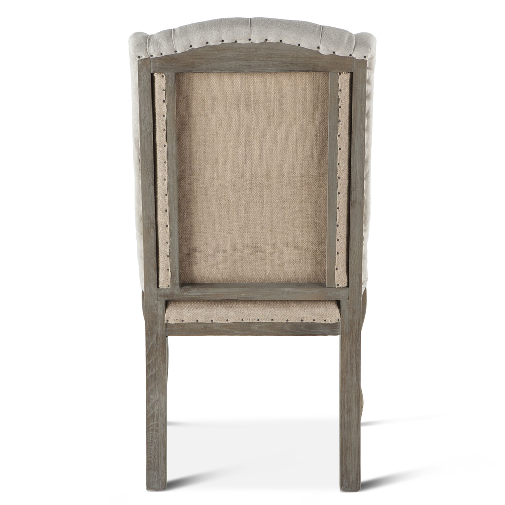 Home Trends & Design - Satine Dining Chair