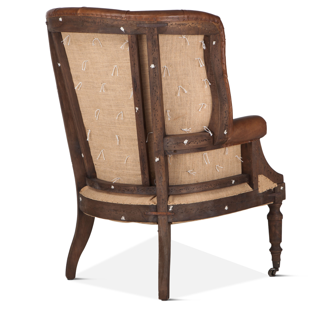 Home Trends & Design - Welsh Arm Chair
