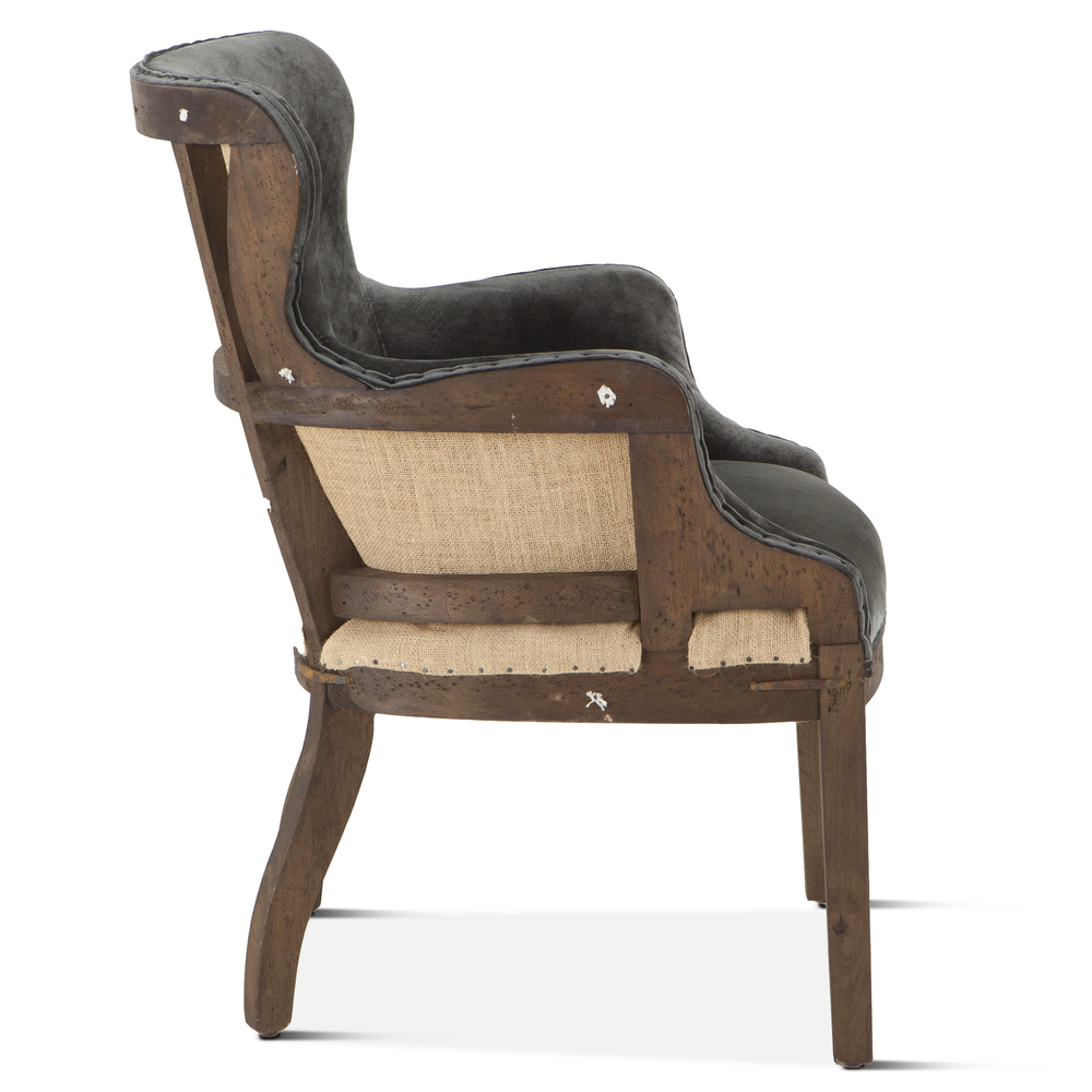 Home Trends & Design - Elizabeth Side Chair