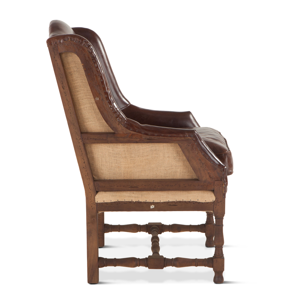 Home Trends & Design - Sicily Arm Chair