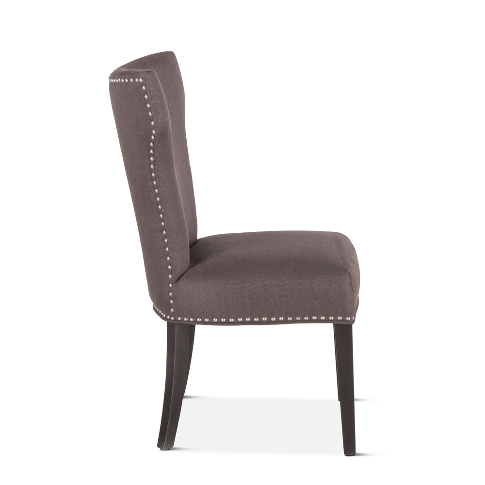 Home Trends & Design - Rebecca Dining Chair Gray
