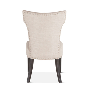 Thumbnail of Home Trends & Design - Rebecca Dining Chair Beige
