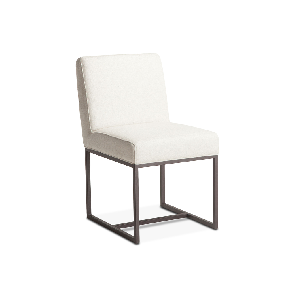 Home Trends & Design - Renegade Off-White Dining Chair