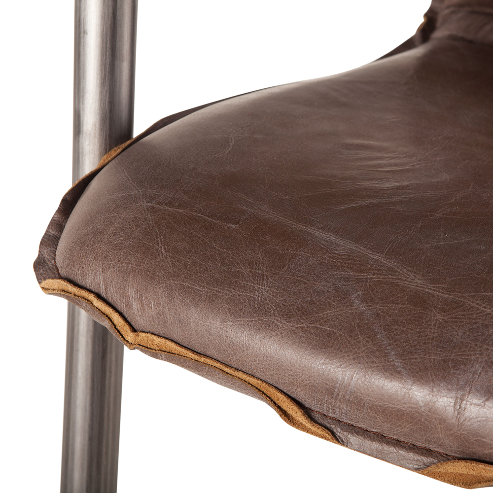 Home Trends & Design - Portofino Dining Chair Jet Brown