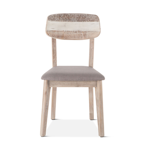 Thumbnail of Home Trends & Design - Boardwalk Dining Chair Upholstered Seat