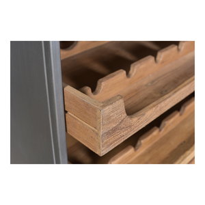 Thumbnail of Moe's Home Collection - Chefs Teak Wine Bar
