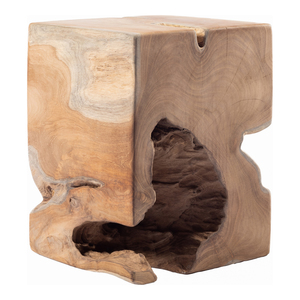 Thumbnail of Moe's Home Collection - Natural Teak Wood End Table