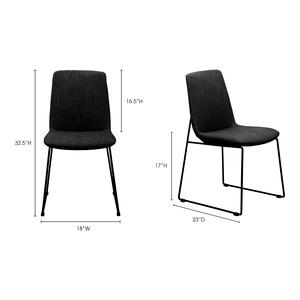 Thumbnail of Moe's Home Collection - Ruth Dining Chair (M2)