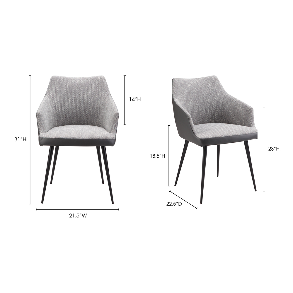 Moe's Home Collection - Beckett Dining Chair