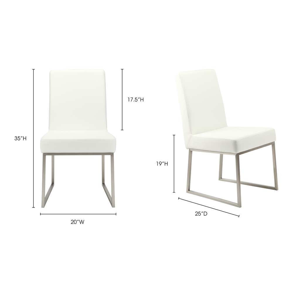 Moe's Home Collection - Tyson Dining Chair (M2)