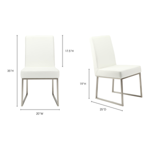 Thumbnail of Moe's Home Collection - Tyson Dining Chair (M2)