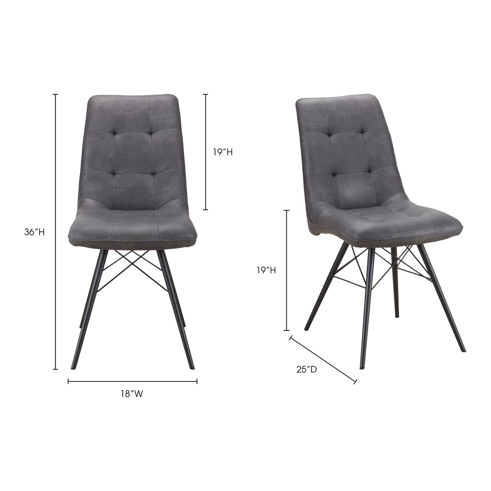 Moe's Home Collection - Morrison Side Chair (M2)