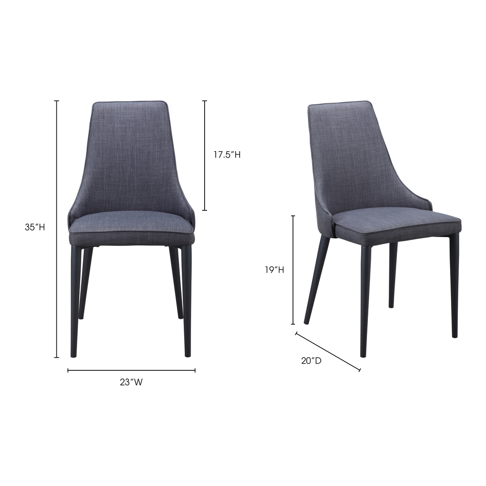 Moe's Home Collection - Hazel Dining Chair (M2)