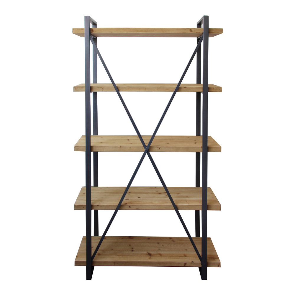 Moe's Home Collection - Lex Five Level Shelf
