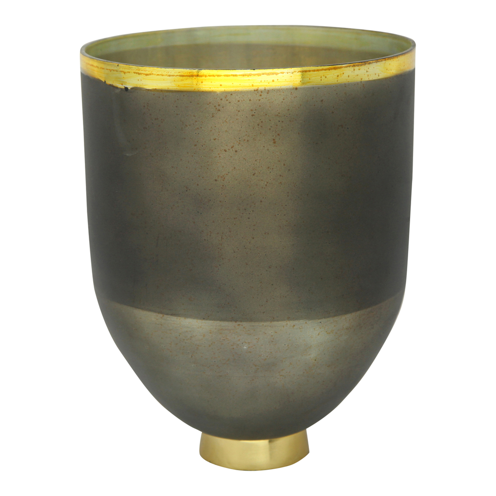 Moe's Home Collection - Onyx Bowl Vase