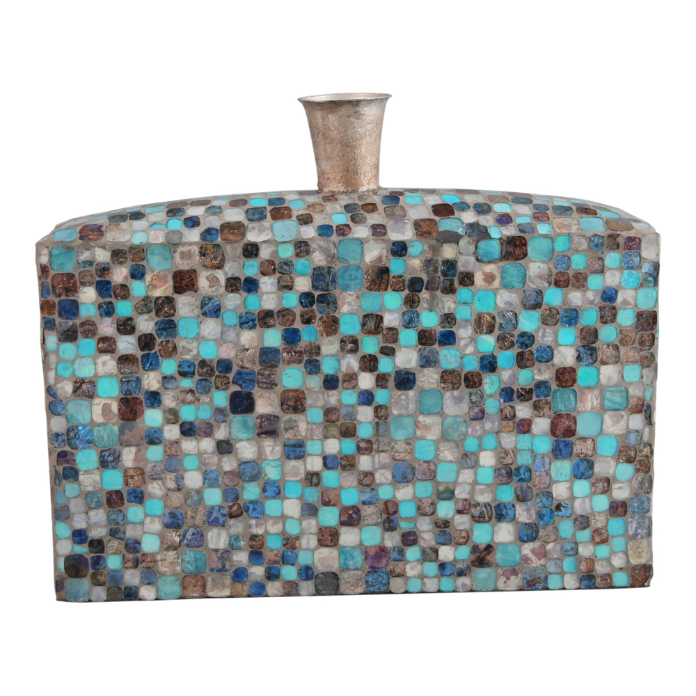 Moe's Home Collection - Azul Mosaic Vase