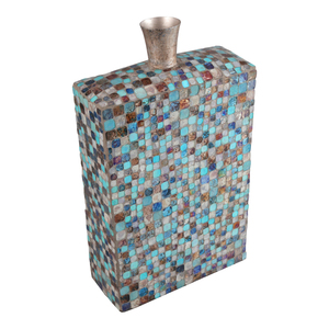 Thumbnail of Moe's Home Collection - Azul Mosaic Vase