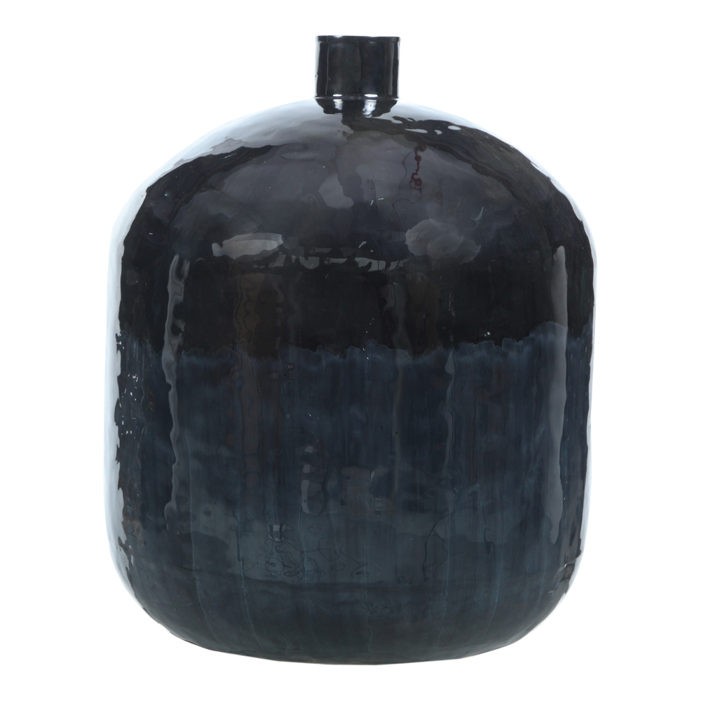 Moe's Home Collection - Blue Mountain Vase, Short