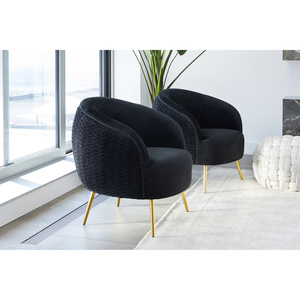 Thumbnail of Moe's Home Collection - Sparro Lounge Chair