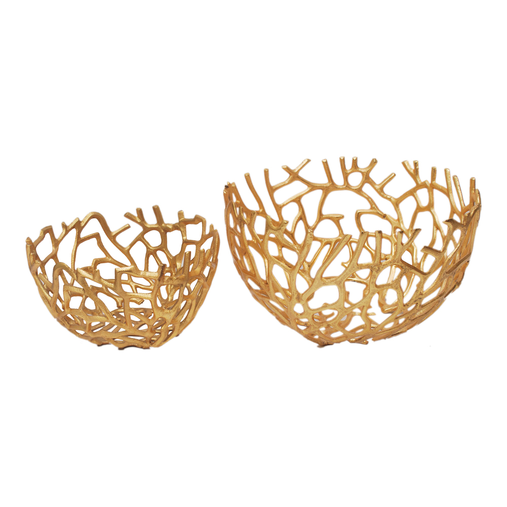 MOE'S HOME COLLECTION - Nest Bowls - Multiple of 2