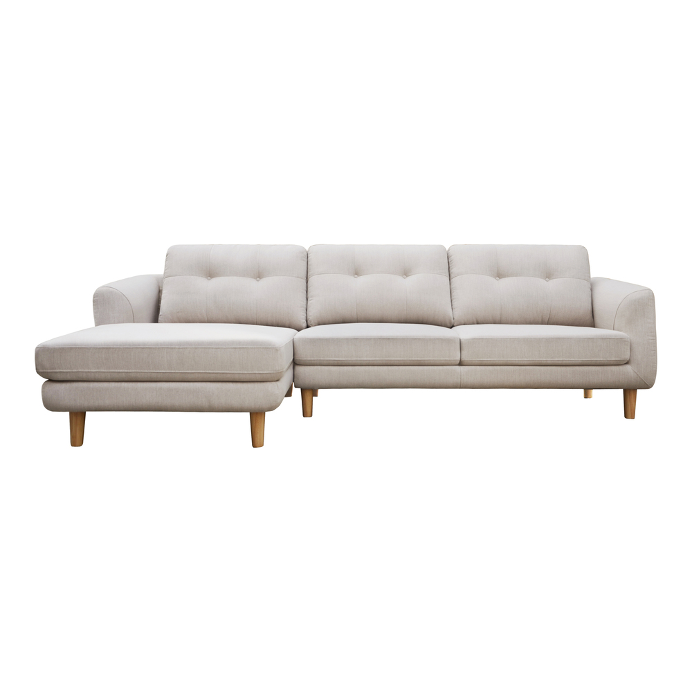 Moe's Home Collection - Corey Sectional, Left