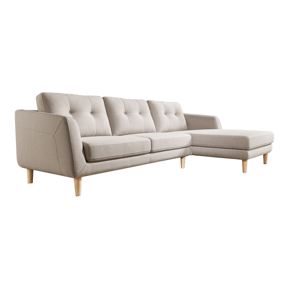 Moe's Home Collection - Corey Sectional, Right