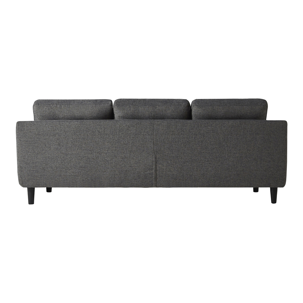 Moe's Home Collection - Belagio Sofa Bed w/ Chaise, Left