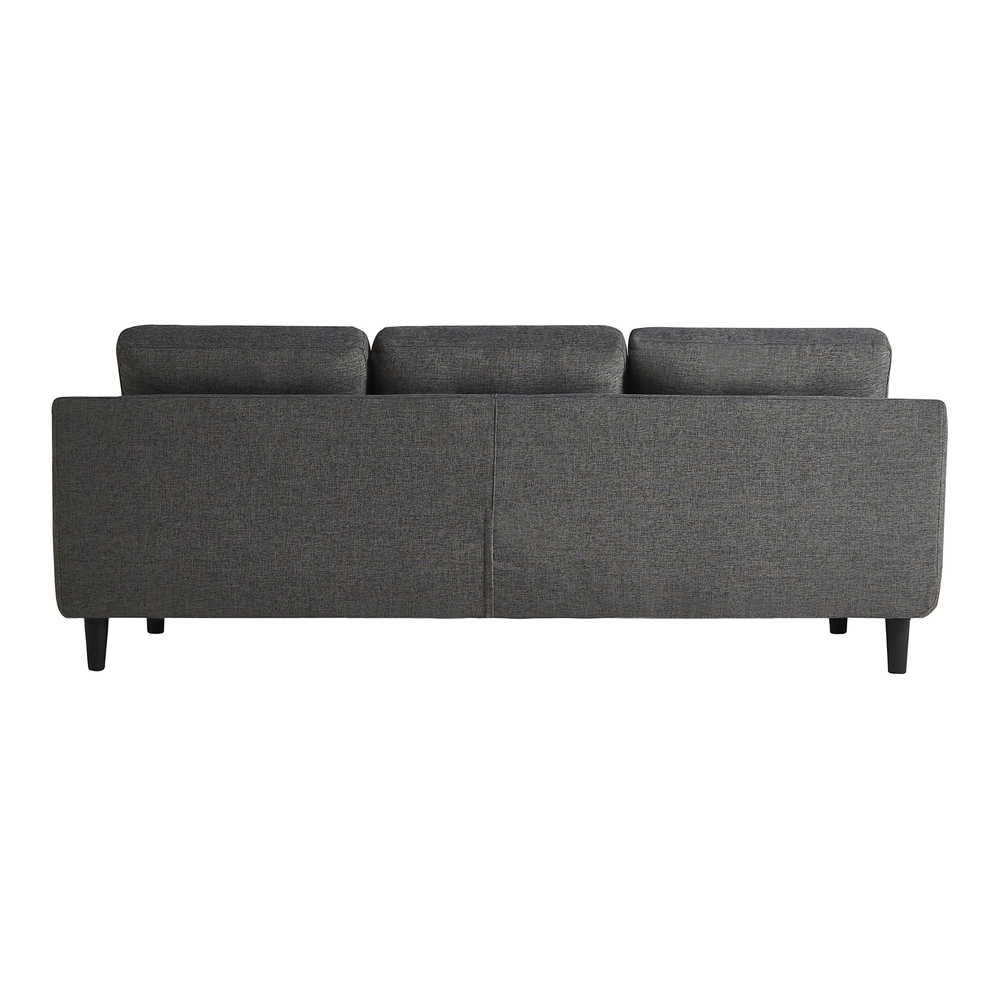 Moe's Home Collection - Belagio Sofa Bed w/ Chaise, Right
