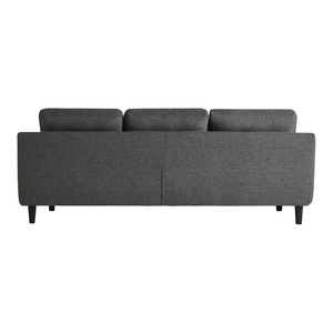 Thumbnail of Moe's Home Collection - Belagio Sofa Bed w/ Chaise, Right