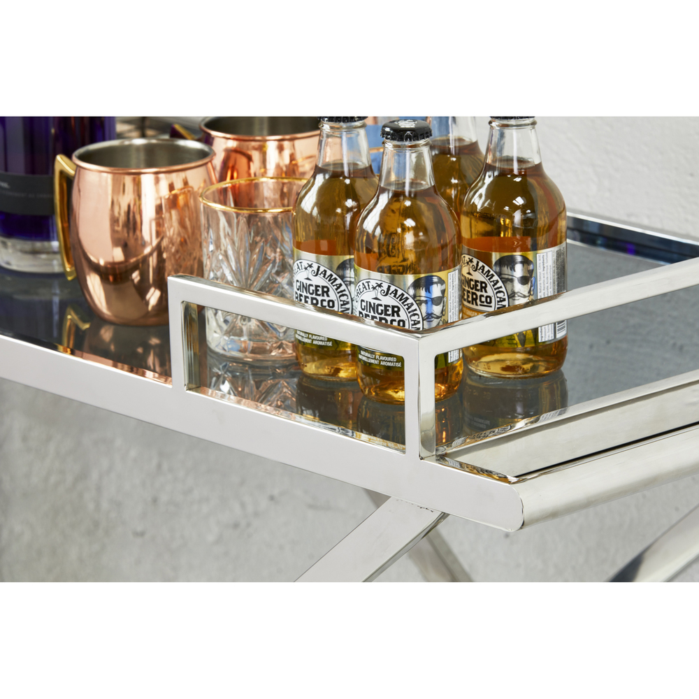 Moe's Home Collection - Moetini Bar Cart