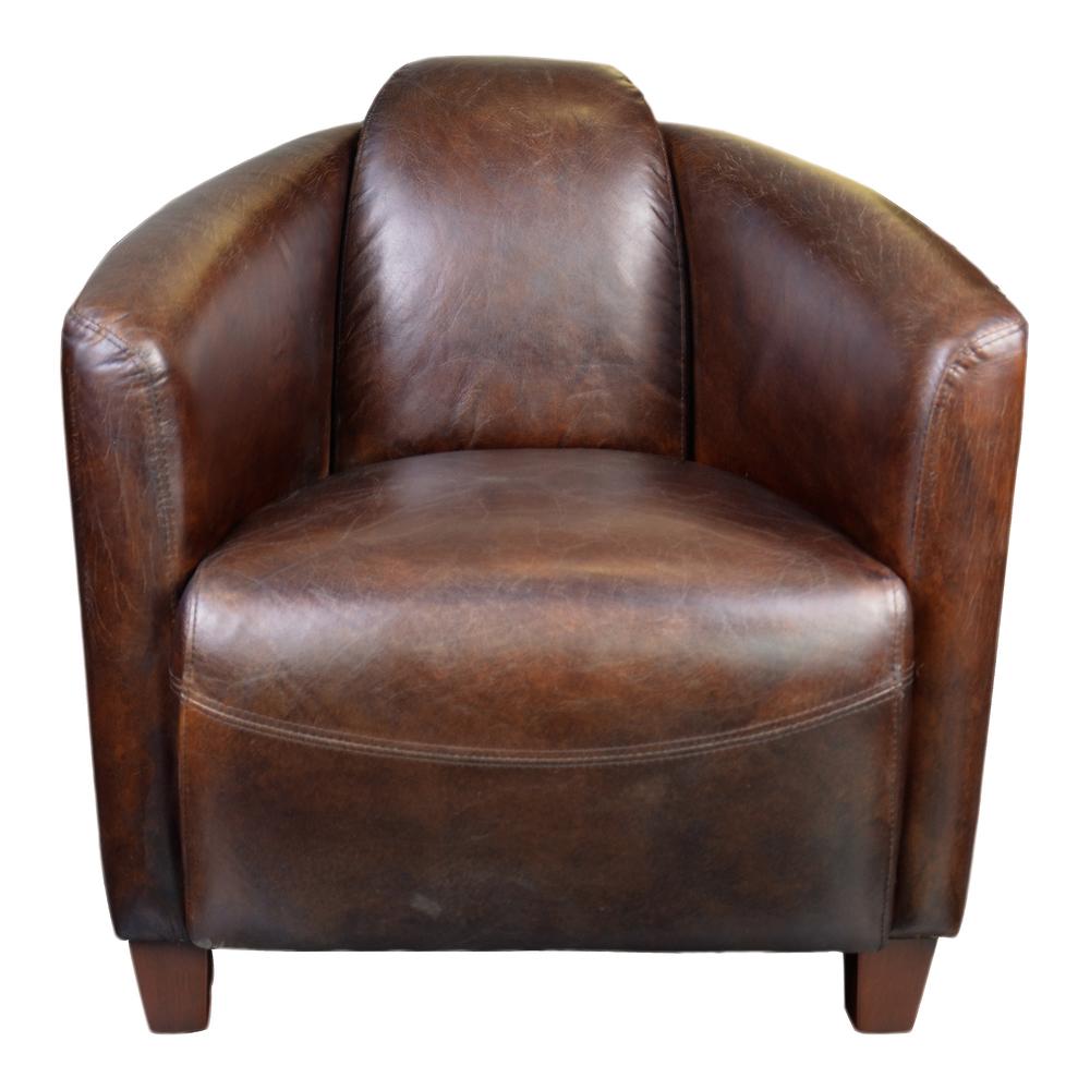 MOE'S HOME COLLECTION - Salzburg Club Chair